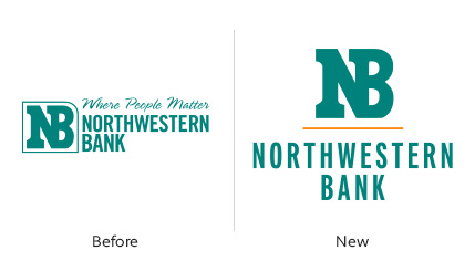 New Northwestern Bank Logo